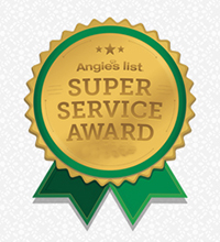 Angie's List Super Service Award 2nd year in a row - Foundation Doctor St. Louis