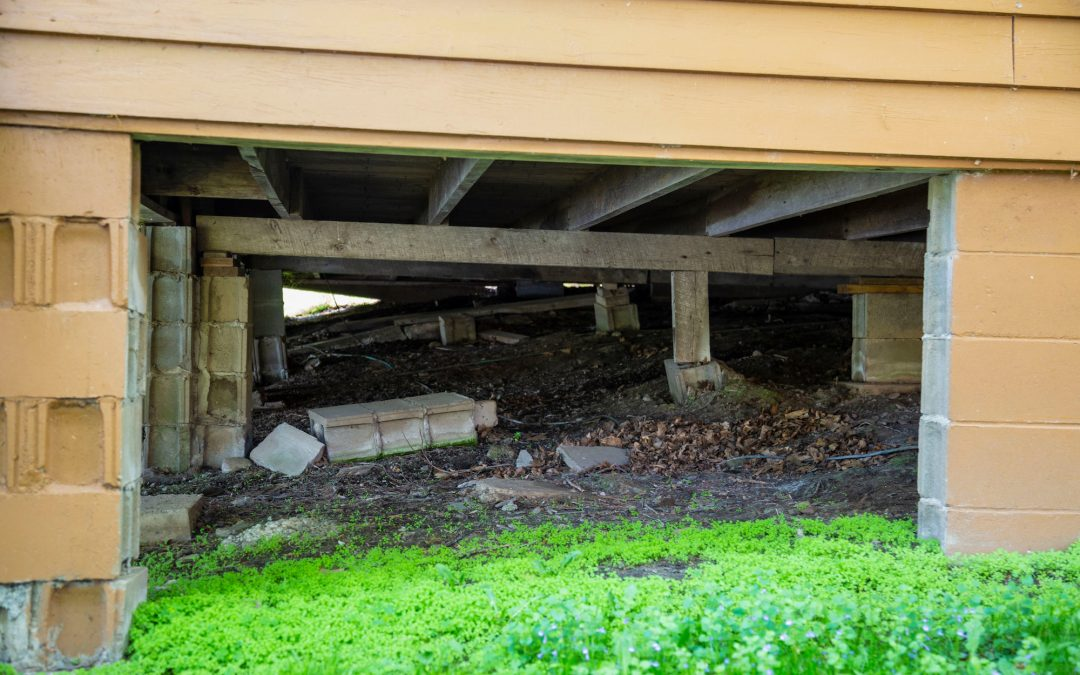 Crawl Space Inspections Explained
